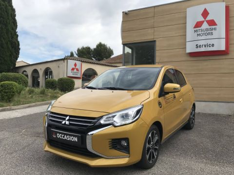 MITSUBISHI SPACE STAR Space Star 1.2 MIVEC 80 CVT AS&G Intense