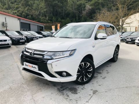 MITSUBISHI OUTLANDER Outlander 2.0I 200 PHEV Hybride rechargeable Essence Intense Style
